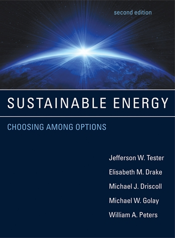 Sustainable energy the mit press sustainable energy fandeluxe Images