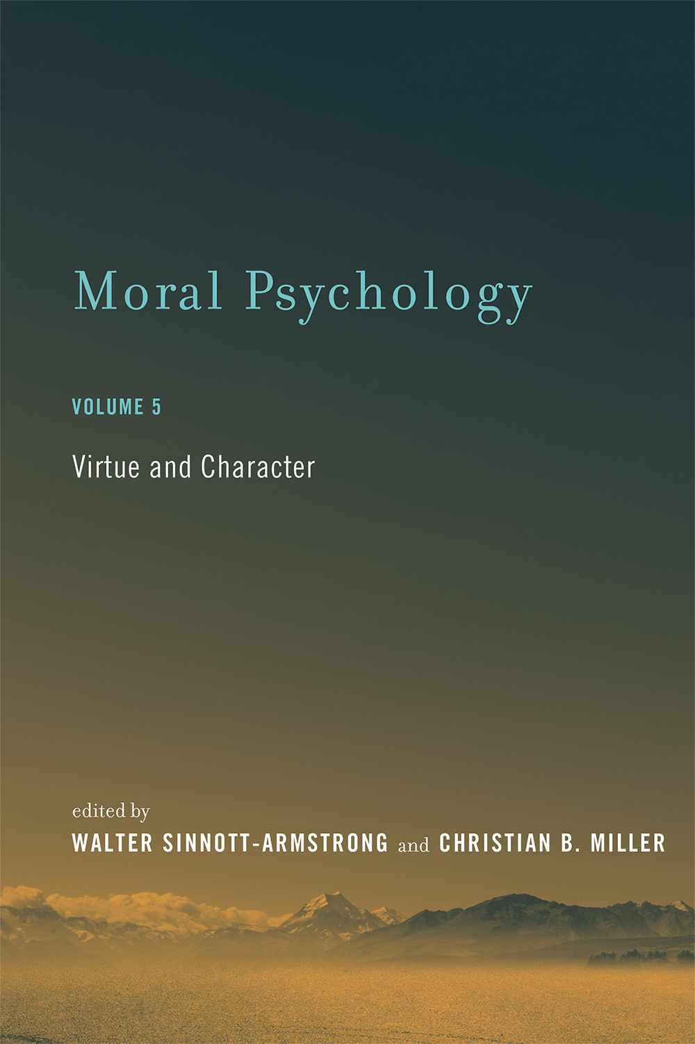 moral psychology the mit press also by these authors moral psychology