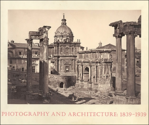 Architecture Photography History photography and architecture | the mit press