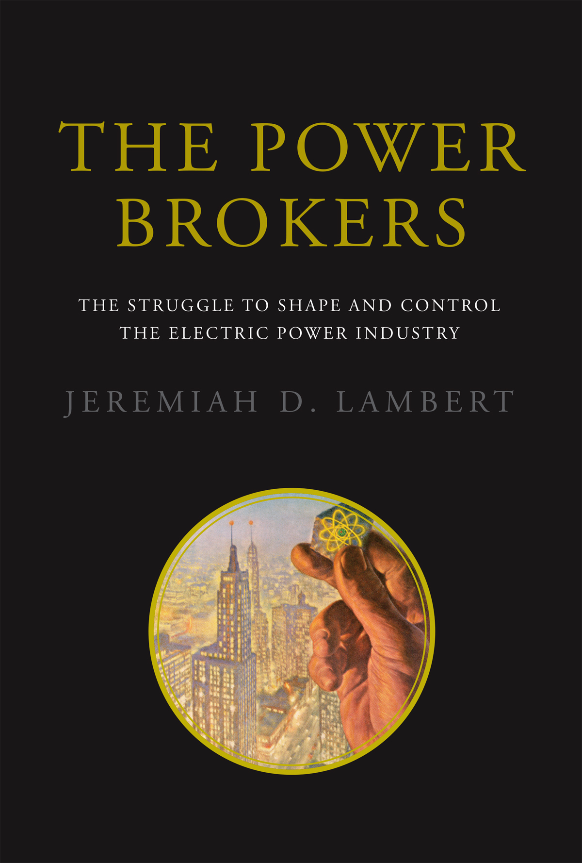 The Power Brokers | The MIT Press