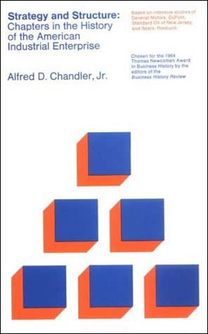 """alfred chandler 8 propositions Almost single-handedly, alfred chandler (1918-2007) invented the study of business history he was first and foremost a historian, and completed his phd at harvard university in 1952 ten years later he published his classic business book, """"strategy and structure"""", in which he argued that all successful."""