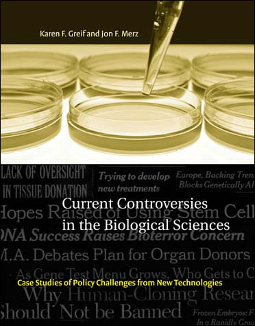 Examples of current controversial science issues?
