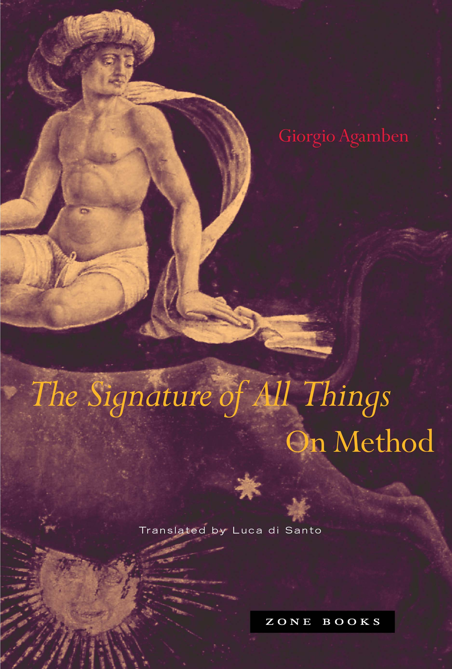 Does anyone know anything about Giorgio Agamben?