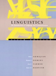 Linguistics, Fifth Edition