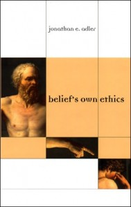 Belief's Own Ethics