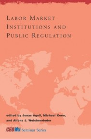 Labor Market Institutions and Public Regulation