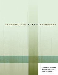 Economics of Forest Resources