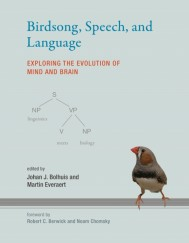 Birdsong, Speech, and Language