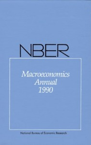 NBER Macroeconomics Annual 1990