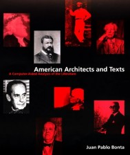 American Architects and Texts