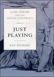 Game Theory and the Social Contract, Volume 2