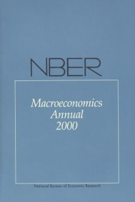 NBER Macroeconomics Annual 2000