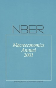 NBER Macroeconomics Annual 2001