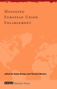 Managing European Union Enlargement