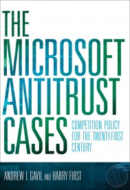 The Microsoft Antitrust Cases