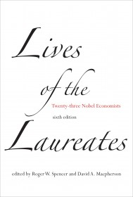 Lives of the Laureates, Sixth Edition