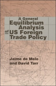 A General Equilibrium Analysis of U.S. Foreign Trade Policy