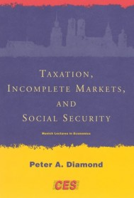 Taxation, Incomplete Markets, and Social Security