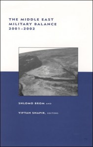 The Middle East Military Balance, 2001–2002