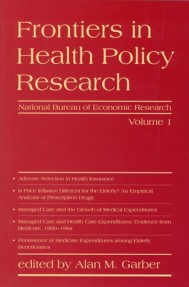Frontiers in Health Policy Research, Volume 1