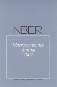 NBER Macroeconomics Annual 2002