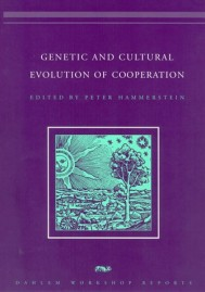 Genetic and Cultural Evolution of Cooperation