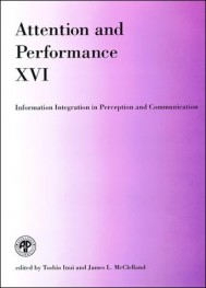 Attention and Performance XVI