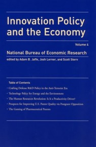 Innovation Policy and the Economy, Volume 4