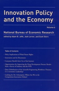 Innovation Policy and the Economy, Volume 6