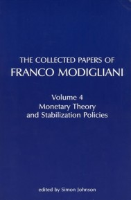 The Collected Papers of Franco Modigliani, Volume 4