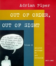 Out of Order, Out of Sight, Volume 2