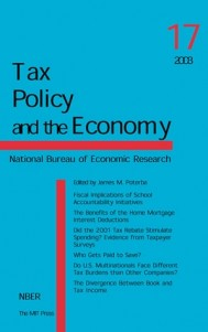 Tax Policy and the Economy, Volume 17