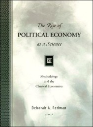 The Rise of Political Economy as a Science