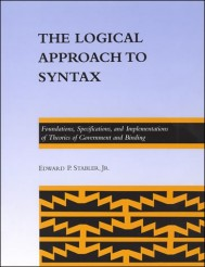 The Logical Approach to Syntax