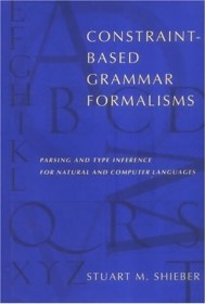 Constraint-Based Grammar Formalisms