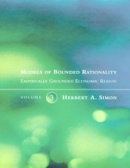 Models of Bounded Rationality, Volume 3