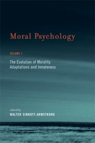 Moral Psychology, Volume 1