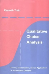 Qualitative Choice Analysis