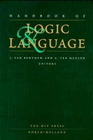 Handbook of Logic and Language