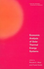 Economic Analysis of Solar Thermal Energy Systems