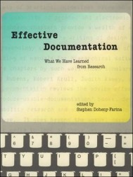 Effective Documentation