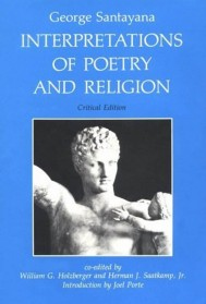 Interpretations of Poetry and Religion, Critical Edition