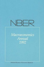 NBER Macroeconomics Annual 1992