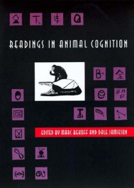 Readings in Animal Cognition