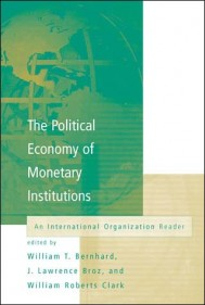The Political Economy of Monetary Institutions