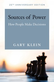 Sources of Power, 20th Anniversary Edition