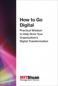 How to Go Digital