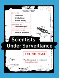 Scientists Under Surveillance