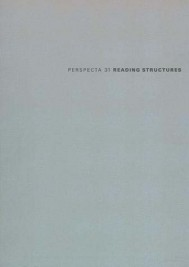 "Perspecta 31 ""Reading Structures"""
