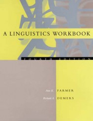 A Linguistics Workbook, Fourth Edition